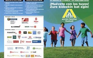 inithealth colabora en la XIV Semana de la Familia en Bilbao