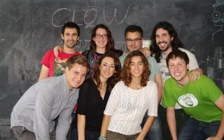 Glow del Grado en Liderazgo Emprendedor e Innovación LEINN visita init