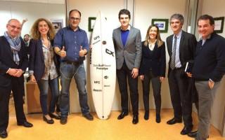Visita Ayuntamiento Bilbao y Diputación