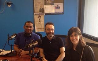 Radio Panamá initland