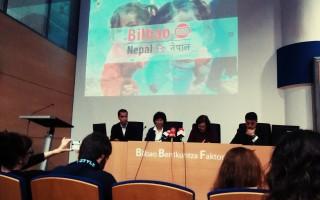 Bilbao con Nepal