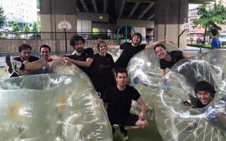 Torneo Bubble Balls