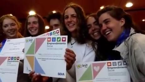 Ganadores Programa Emprendimiento Social Ruta BBVA