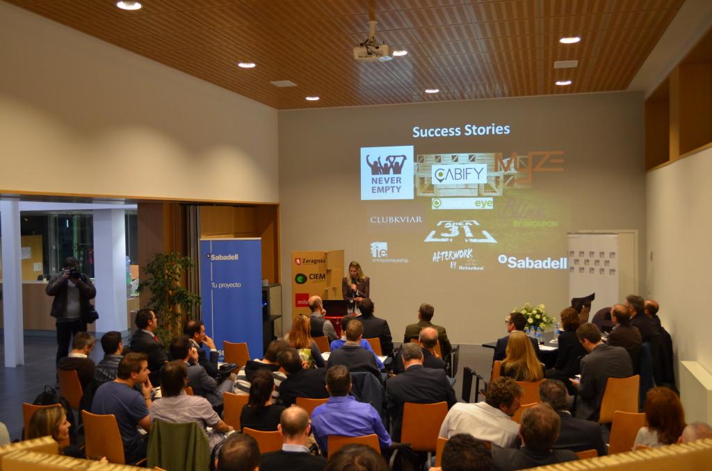 IE Venture Network Zaragoza
