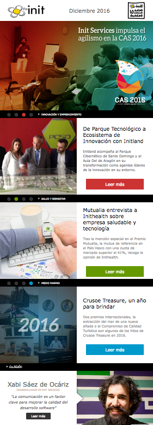 Newsletter init diciembre 2016
