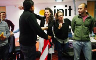 Despedida equipo init Services Argentina