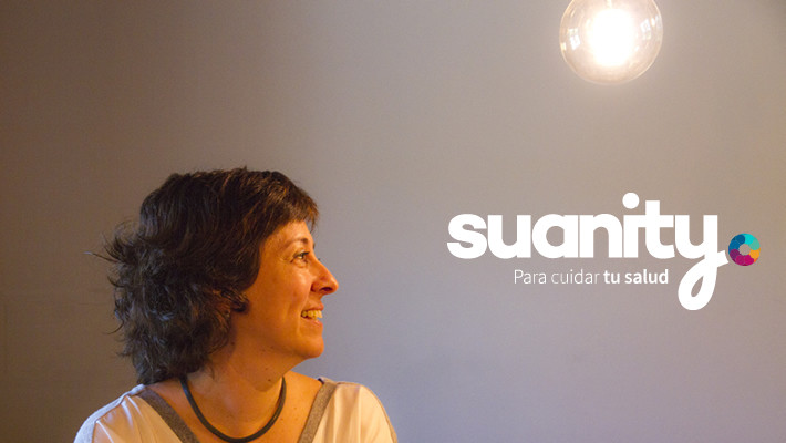 Anna Monells, gerente de Suanity