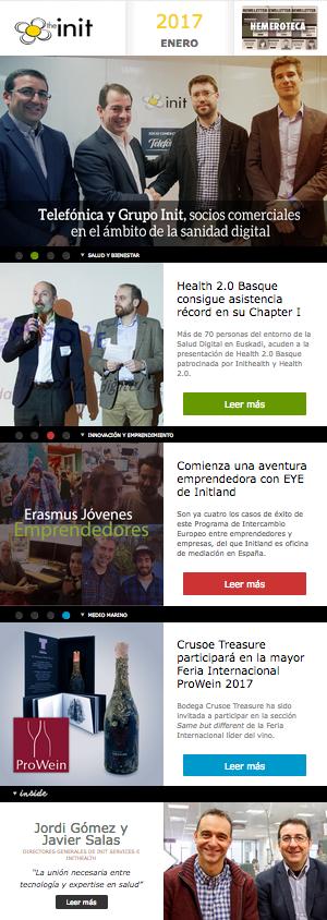 newsletter init enero de 2017