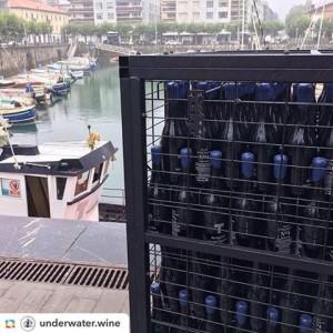 Jaulón nueva colección vinos Crusoe Treasure