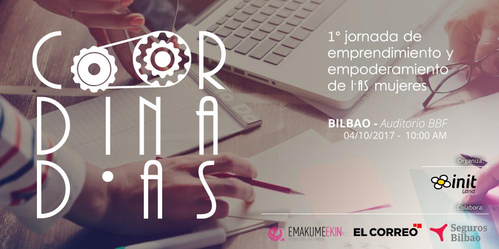 Coordinadas Bilbao