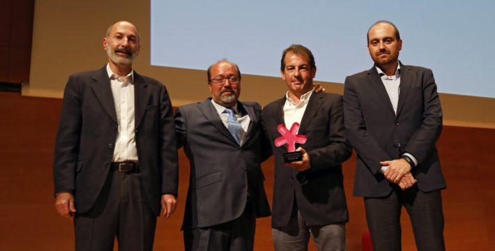 Grupo Init recibe el premio Telekogaua