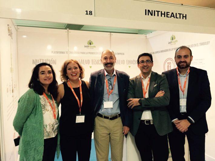 Inithealth Empresa Saludable en Congreso Prevencionar