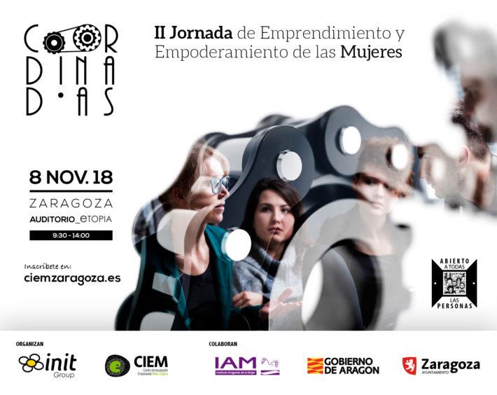 II Jornada de Emprendimiento y Empoderamiento de las Mujeres, Coordinadas