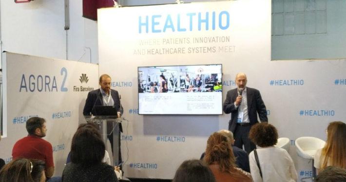 Inithealth en Healthio