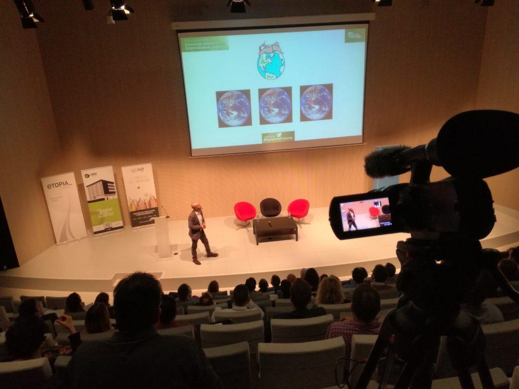 II Encuentro Innovación Abierta y Emprendimiento Industrial Horizonte Factoría
