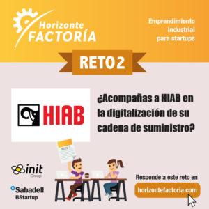 Reto 2 HIAB Horizonte Factoría