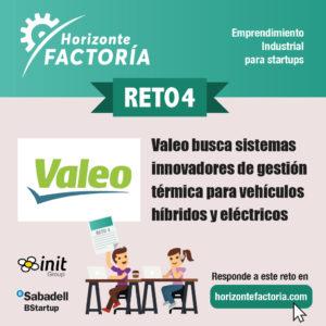 Reto 4 Valeo Horizonte Factoría